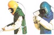 Casques et masques de sablage et de grenaillage, CONFORT et PANORAMIQUE