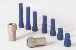buses de sablage en carbure de tungstène et carbure de bore, raccords et accessoires